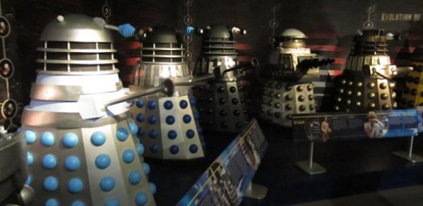 Rise and evolution of the Daleks