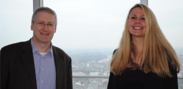 Professor John Clarkson and Dr Anna Mieczakowski