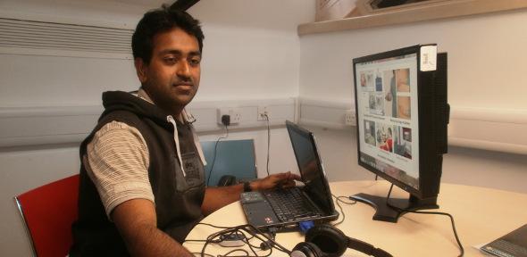 Dr Pradipta Biswas