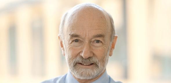 Professor Mike Gregory CBE