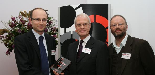 Dr Matthew Juniper, Mike Hield and Robert Llewellyn