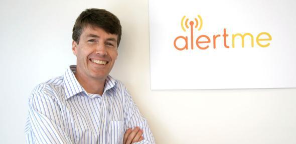 Pilgrim Beart, Entrepreneur and co-founder of AlertMe
