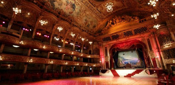 Blackpool Tower Ballroom Revisited