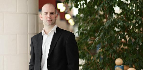 Dr Eben Upton Co-Founder of Raspberry Pi