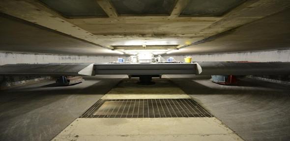 Cambridge's 10m centrifuge
