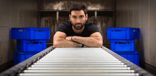 Alumnus Fotis Fotiadis, CEO and Co-Founderof Better Origin