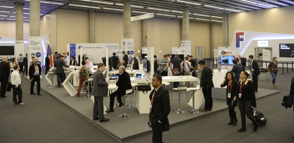 Graphene Pavilion at the Mobile World Congress