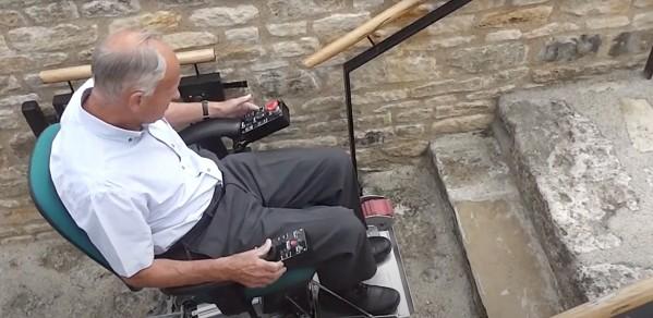 IGAN mobility vehicle