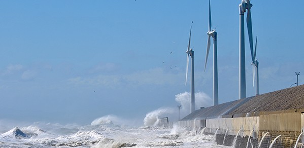 The research consortium is developing improved ways of predicting the presence of naturally occurring potentially destructive rogue waves that can have a harmful effect on critical offshore structures