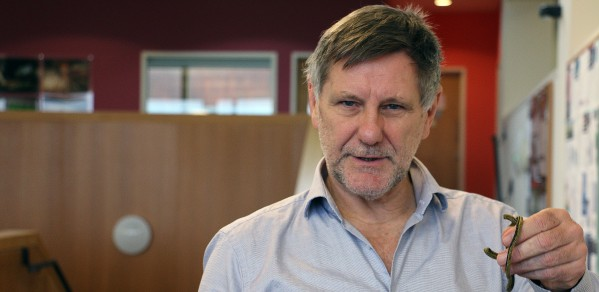 Professor Steve Evans is Director of Research at theCentre for Industrial Sustainability
