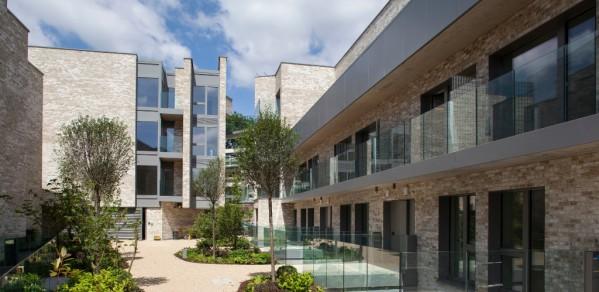 Kingspan KoolDuct for UK's largest Passivhaus standard residential development
