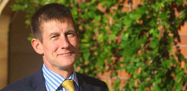 Dr Shaun Fitzgerald OBE