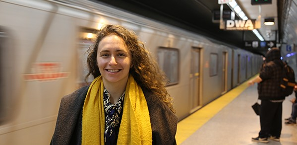 Professor Shoshanna Saxe (CivE) analyses the environmental and social impact of large public transit infrastructure projects, equipping policymakers with data as they decide which investments to make.