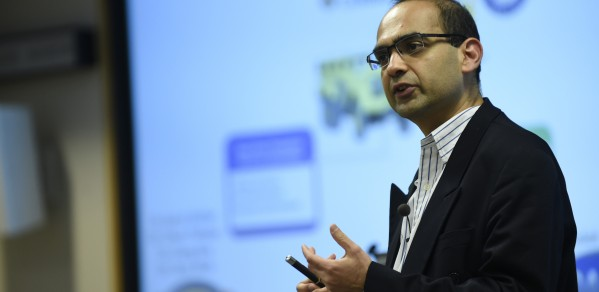 Vikram Deshpande, Professor of Materials Engineering