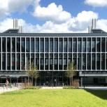 The University's new Civil Engineering Building