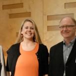 John Clarkson, Anna Mieczakowski, Jeff Patmore and Tanya Goldhaber