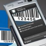 Point and Find barcodes