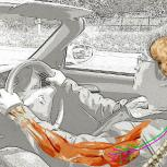 Dynamic interaction of the driver and vehicle will be the subject of several presentations at the seminar