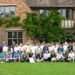 Delegates at Wolfson College