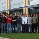 The CMMPE team