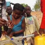 Providing clean, safe water