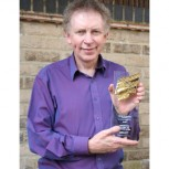 Hugh Hunt wins the best history programme for 'Dambusters: Building The Bouncing Bomb'