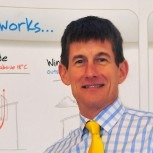 Alumnus Dr Shaun Fitzgerald is the Co-Founder and Managing Director of Breathing Buildings