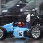 FBR11 at a wet Hockenheim ring