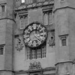 Trinity Clock, Cambridge