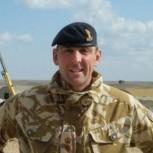 Alumnus Colonel Stuart Browse