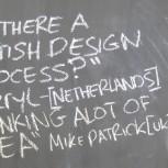 British Design Process