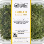 Micro greens and salad leaves