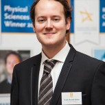 Dr. Jack Alexander-Webber, Elsevier Early Career Researcher Award