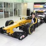 Johannes Theron F1 aero internship