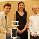 The team behind Element Weather Station