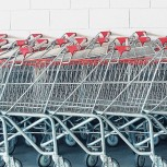 Shopping trolleys by Gabrielle Ribeiro on Unsplash