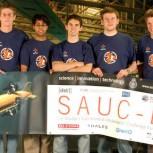 Alex Ridge, Simon Calcutt, Sunil Shah, Paul Esparon (Team Captain), Oliver Hughes, Richard Mathie, Andy Pritchard