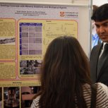 Tanvir Qureshi, first year PhD student in civil engineering
