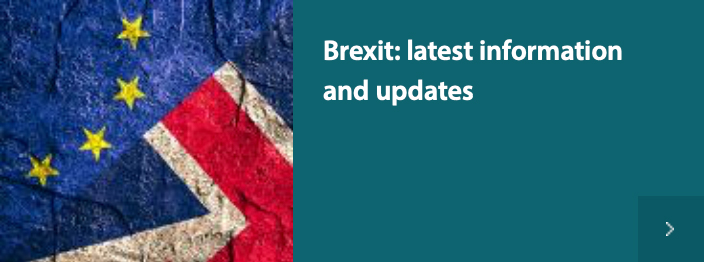 Brexit: latest information and updates