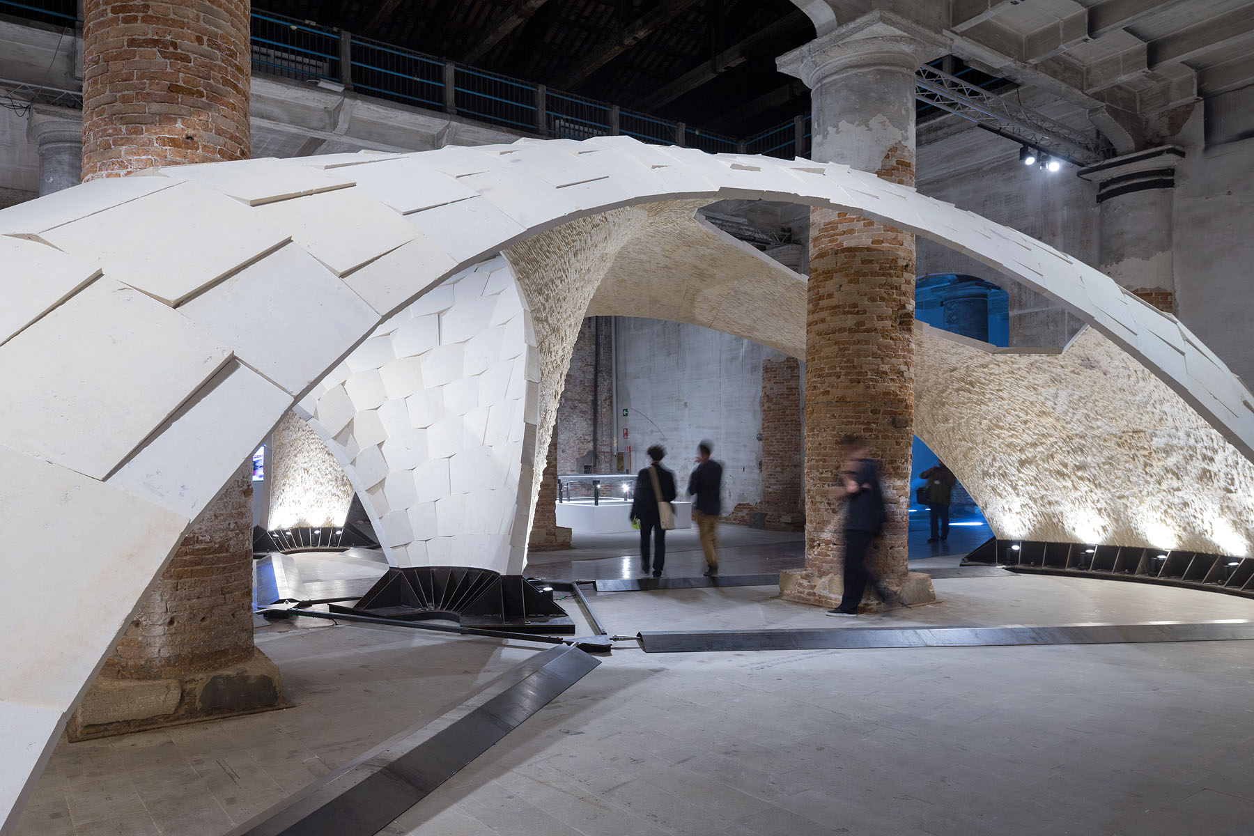Venice Architecture Biennale 2016 Department Of Engineering