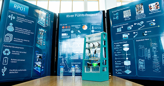 River Points Project